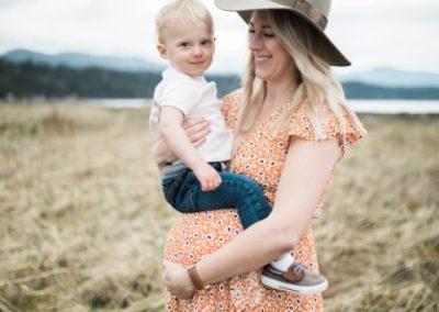 Maternity Photography by Stephanie Gray Photography Sequim Washington