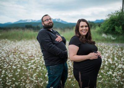 Maternity Photography by Stephanie Gray Photography Port Townsend Washington