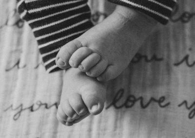 Lifestyle Newborn Photography by Stephanie Gray Photography Port Angeles WA